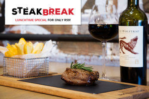 steak break special
